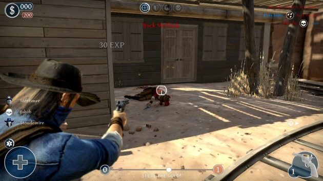 Lead and Gold: Gangs of the Wild West Screenshot - 867331