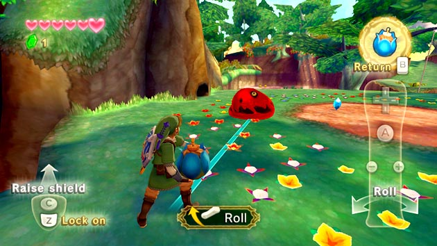 The Legend of Zelda: Skyward Sword Screenshot - 777757