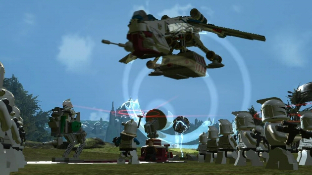 LEGO Star Wars III: The Clone Wars Image