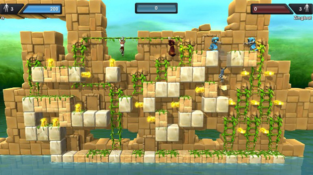 Lode Runner Screenshot - 841716