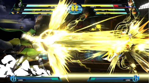 Marvel vs Capcom 3: Fate of Two Worlds Screenshot - 868288