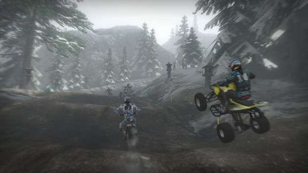 MX vs. ATV Alive Screenshot - 843149