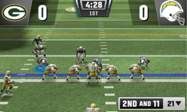 Madden NFL Football Image