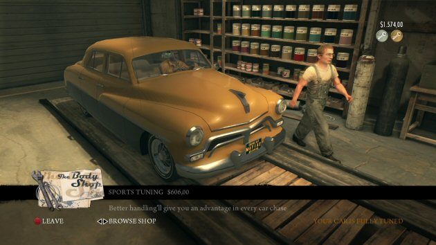 Mafia II Screenshot - 867489
