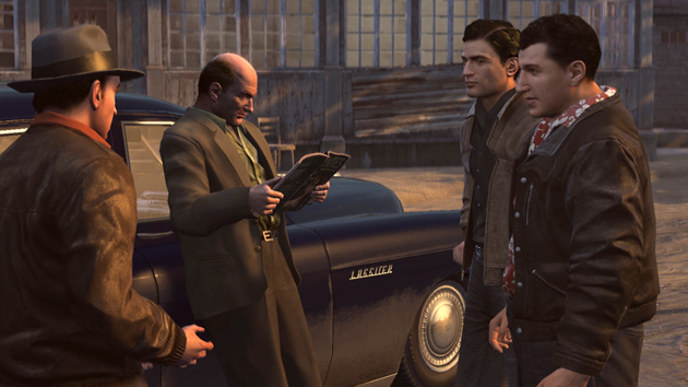 Mafia II Image
