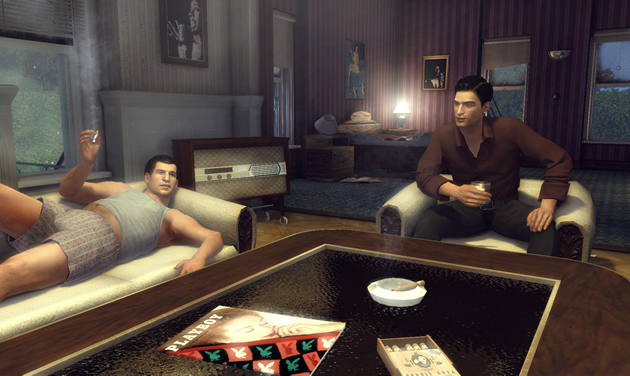 Mafia II Screenshot - 867929