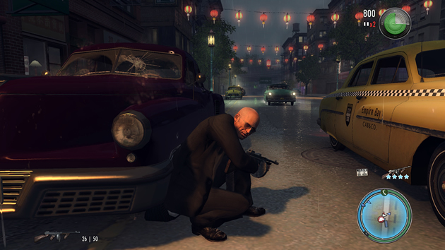 Mafia II Screenshot - 867529
