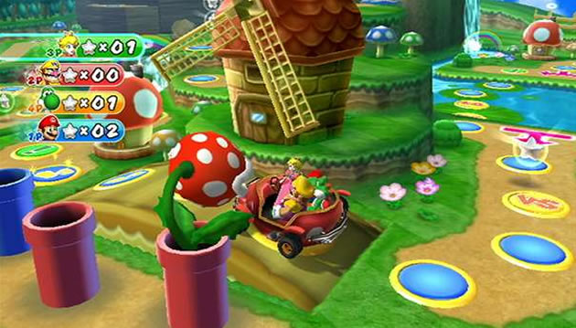 Mario Party 9 Screenshot - 844848