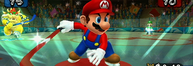 Mario Sports Mix Screenshot - 840266