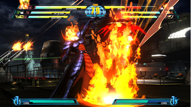 Marvel vs Capcom 3: Fate of Two Worlds Screenshot - 868114