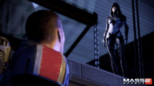 Mass Effect 2 - Kasumi: Stolen Memory - Feature