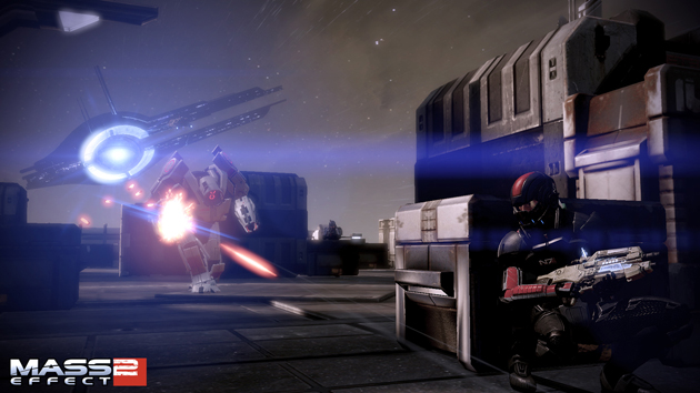 Mass Effect 2 Screenshot - 842128