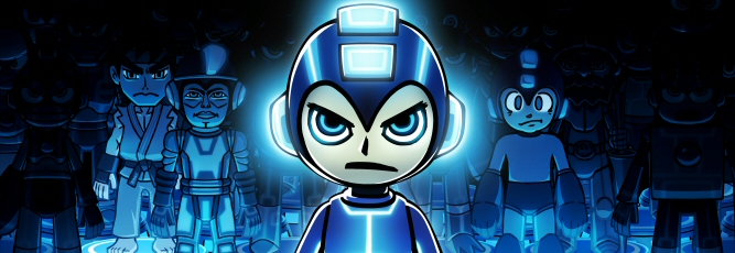 Mega Man Universe Image