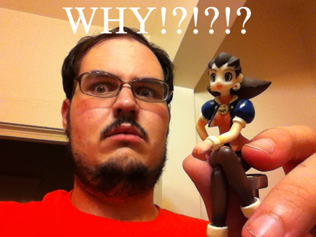 Vito with Tron Bonne