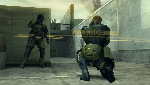 Metal Gear Solid: Rising Screenshot - 868163