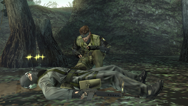 Metal Gear Solid: Peace Walker Screenshot - 867182