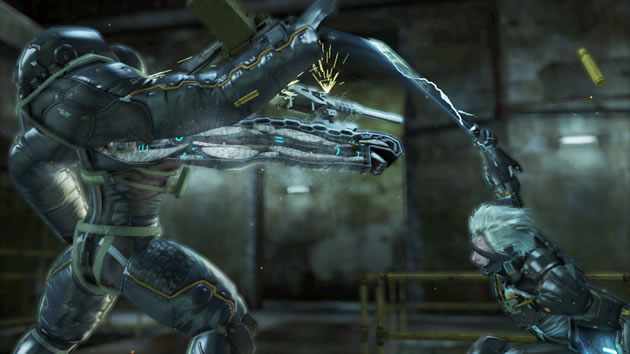 Metal Gear Solid: Rising Image