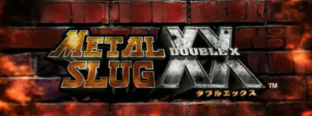 Metal Slug XX - Feature