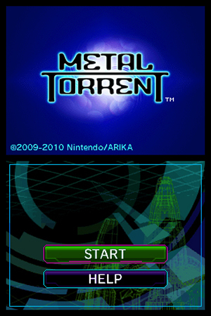 Metal Torrent - NDS Image