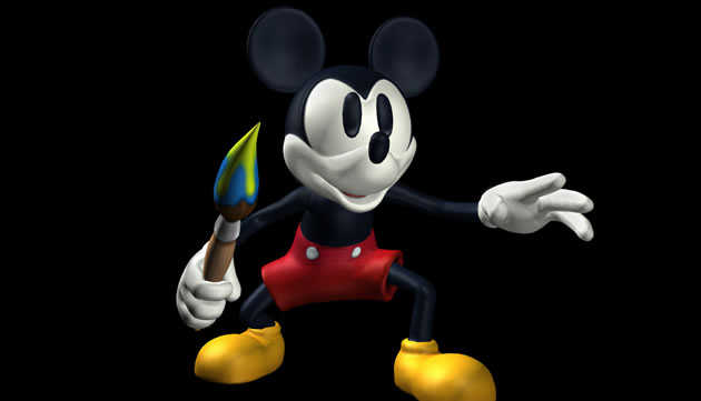 Disney Epic Mickey - Feature