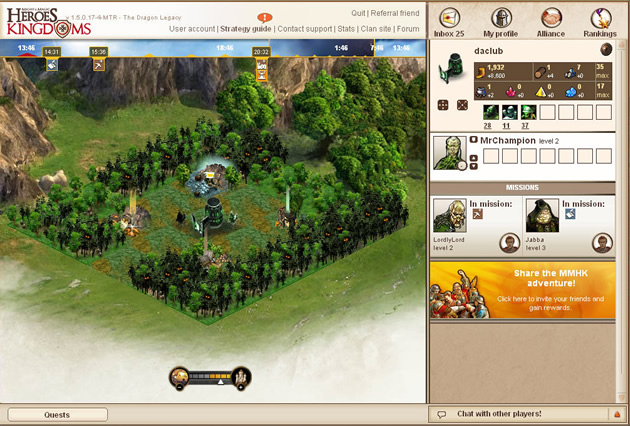 Might & Magic Heroes Kingdoms - MB/PC Image