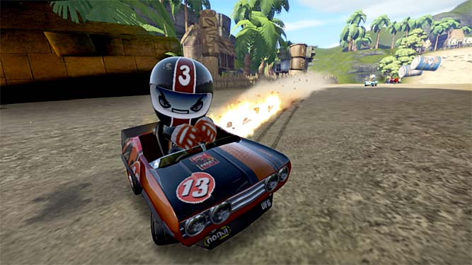 ModNation Racers - Feature