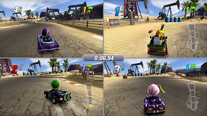 ModNation Racers Image