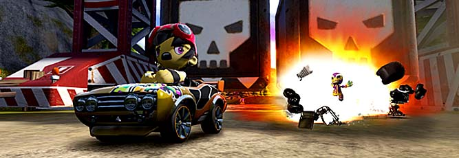 ModNation Racers Screenshot - 89175