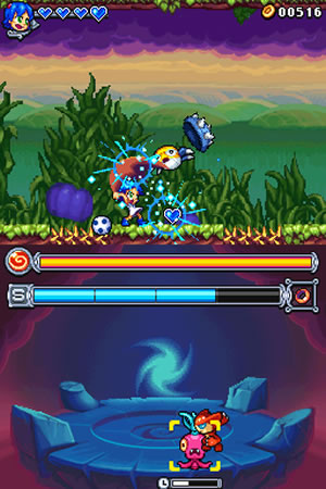 Monster Tale - NDS Screenshot - 89774