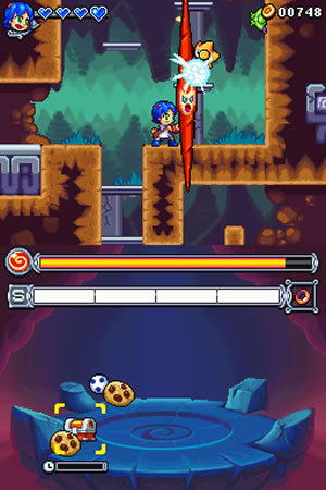 Monster Tale - NDS Image