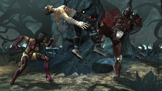 Mortal Kombat Screenshot - 868436