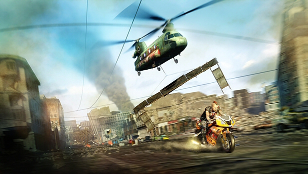 MotorStorm: Apocalypse Boxart