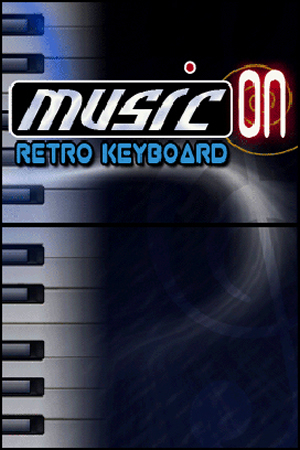 Music On: Retro Keyboard - NDS Boxart