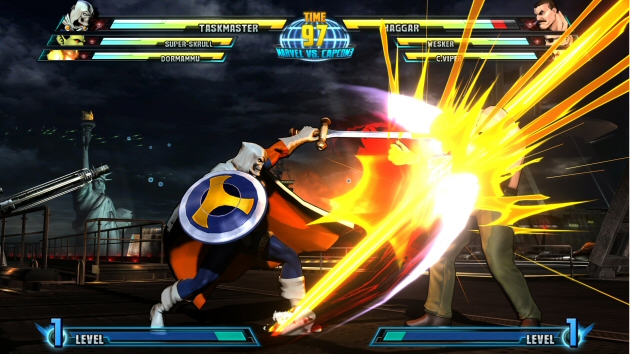 Marvel vs Capcom 3: Fate of Two Worlds Screenshot - 868315