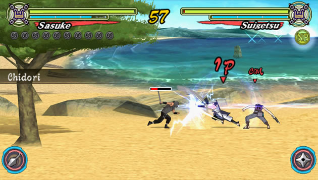 NARUTO SHIPPUDEN: Ultimate Ninja Heroes 3 Screenshot - 89315