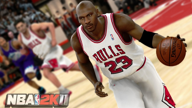 NBA 2K11 - Feature