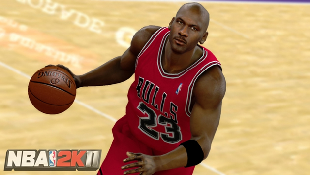 NBA 2K11 Image
