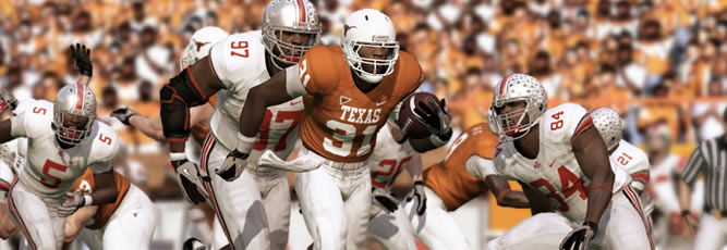 NCAA Football 11 - Feature