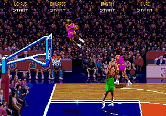NBA Jam Screenshot - 843169