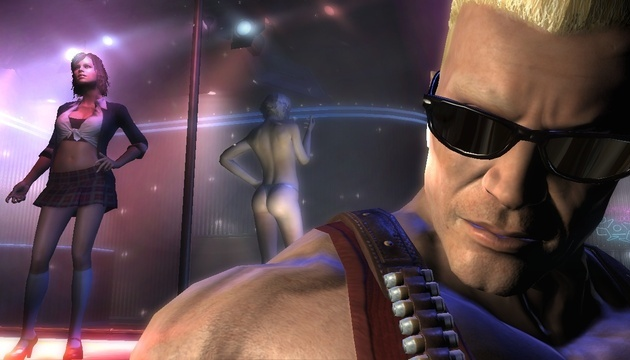 Duke Nukem Forever Screenshot - 842184