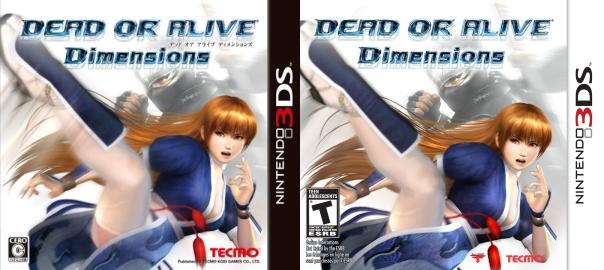 Dead or Alive Dimensions Image