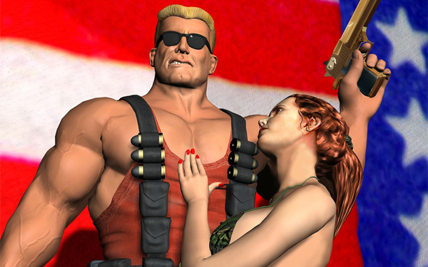 Duke Nukem Forever Screenshot - 842343
