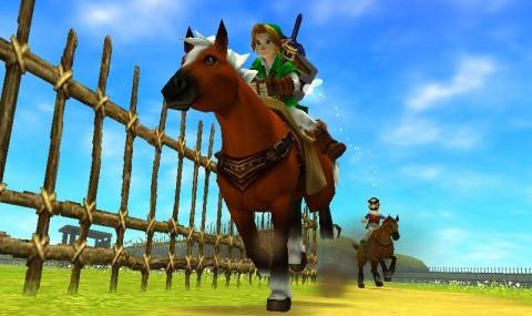 The Legend of Zelda: Ocarina of Time 3D Screenshot - 843373