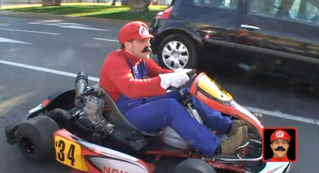 Mario Kart Wii Screenshot - 840821