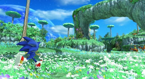 Sonic Generations Screenshot - 848015