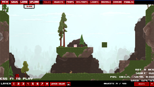 Super Meat Boy Screenshot - 843503