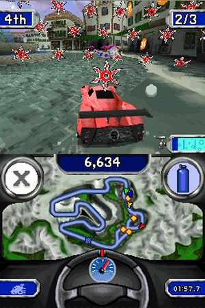 Need for Speed: Nitro-X - NDS Image