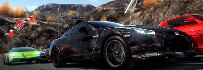 Need for Speed: Hot Pursuit Screenshot - 812511
