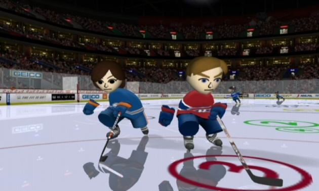 NHL 2K11 - Feature