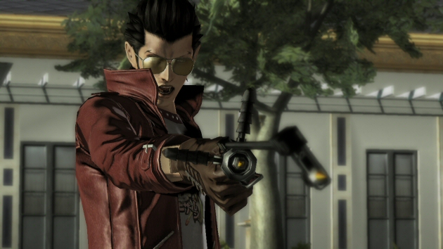 No More Heroes: Heroes' Paradise Image